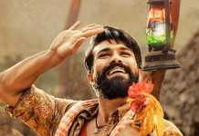 Ram Charan Rangasthalam shooting in final stage