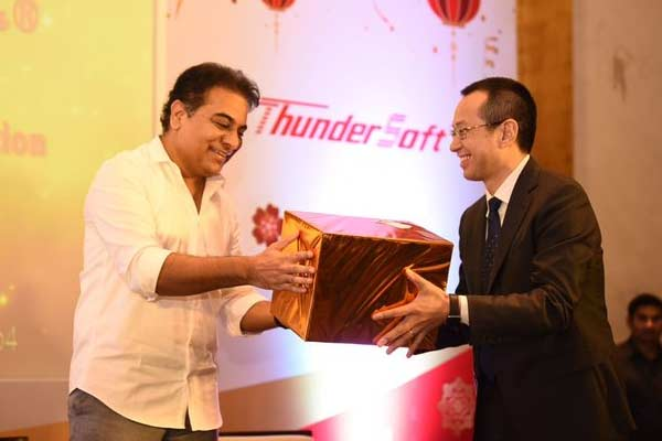 Another huge Project in Telangana after Amazon