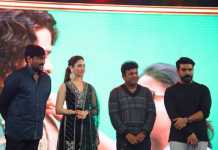 Sye Raa Pre Release Event at Bangalore