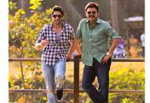Superb Response to 'Venky Mama' First Song