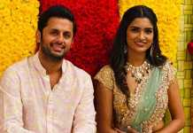 Nithiin - Shalini Reddy Engagement Photos
