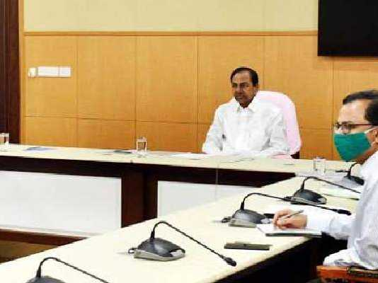 KCR requests to Narendra Modi not to restart train services lockdown