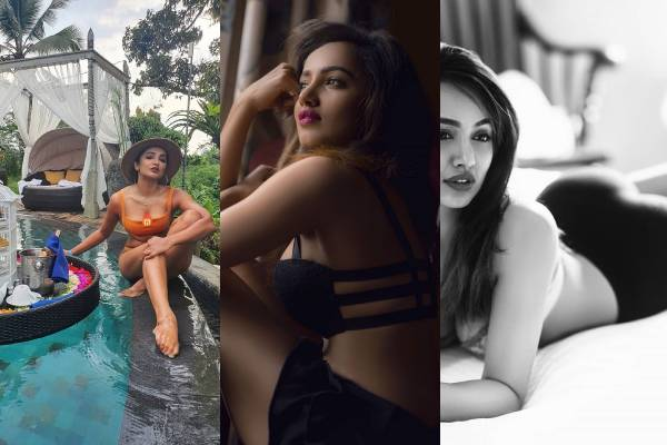 Tejaswi Madivada hot stills