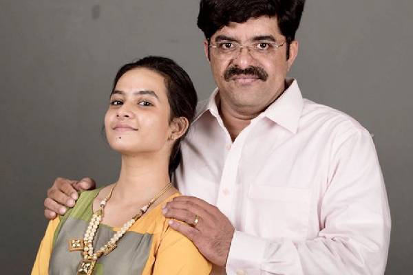 First Look Murder Amrutha with Maruthi Rao