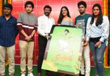 Balakrishna launches sehari first look poster