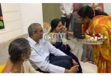 Singer Sunitha engaged Mango TV Sriram