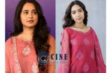 Anushka Shetty looks stunning with 50k worth Chudidhar