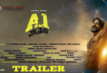 Sundeep Kishan A1 Express Telugu Movie Trailer