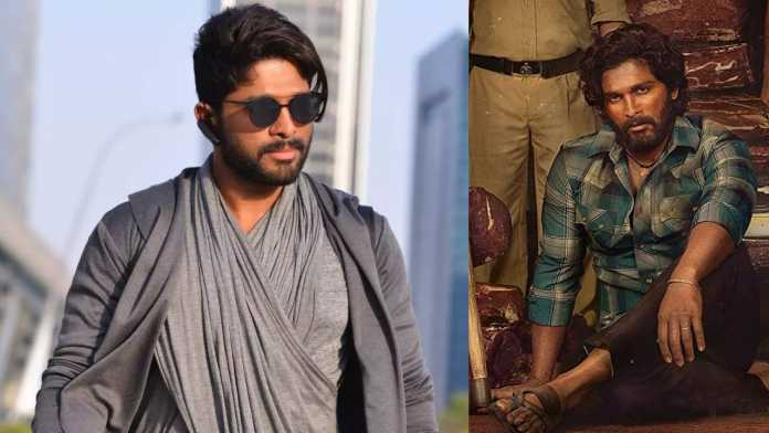 Allu Arjun is spending two hours to remove the makeup