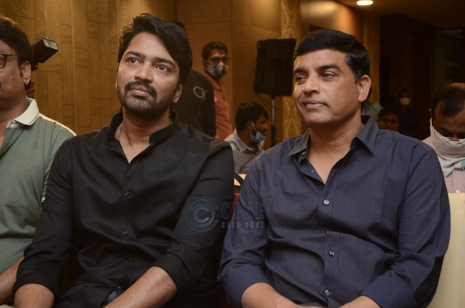 Dil Raju acquired remake rights of Naandhi