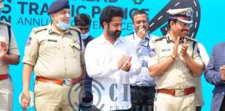Jr NTR Speech at Cyberabad Traffic Police Annual Conference 2021