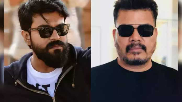 Shankar Ram Charan movie Music director Anirudh Ravichandran