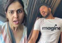 Genelia punched her husband