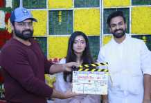 Vaishnav Tej third film launched